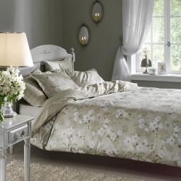 фото Комплект постельного белья TAC Shadow. 1,5-спальный. Цвет: зеленый