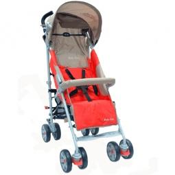 фото Коляска-трость Baby Care Polo. Цвет: красный