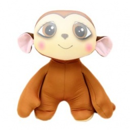 фото Подушка-игрушка СПИ «Обезьянка Чибо»