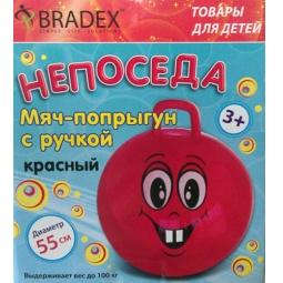 фото Мяч-попрыгун с ручкой Bradex «Непоседа»