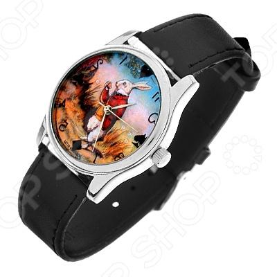 Часы наручные Mitya Veselkov «Кролик Алисы» MV mitya veselkov mitya veselkov mv shine 21