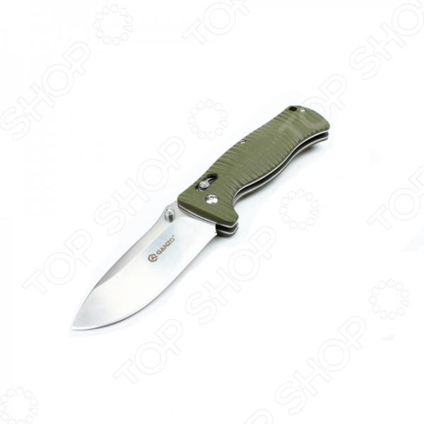 Нож складной Ganzo G720 нож автоматический ganzo g7361 w2 деревянная рукоятка