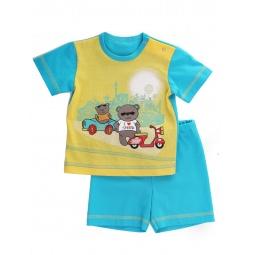фото Комплект детский: футболка и шорты Свитанак 606922