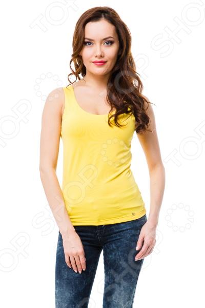 Майка Mondigo 335. Цвет: желтый