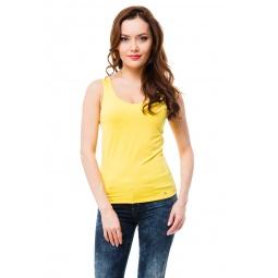 фото Майка Mondigo 335. Цвет: желтый. Размер одежды: 42