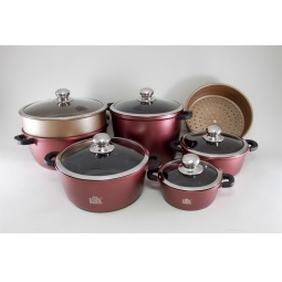 фото Набор кухонной посуды Stahlberg 2342-S