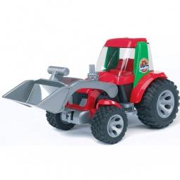 Купить Трактор-погрузчик игрушечный Bruder ROADMAX