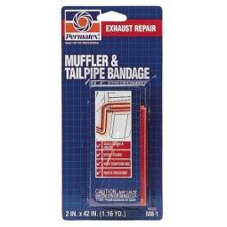 Купить Клей-бандаж для ремонта глушителя Permatex PR-80331