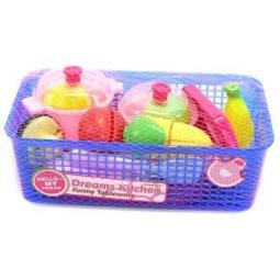 фото Набор посуды игрушечный Shantou Gepai с аксессуарами 810-4