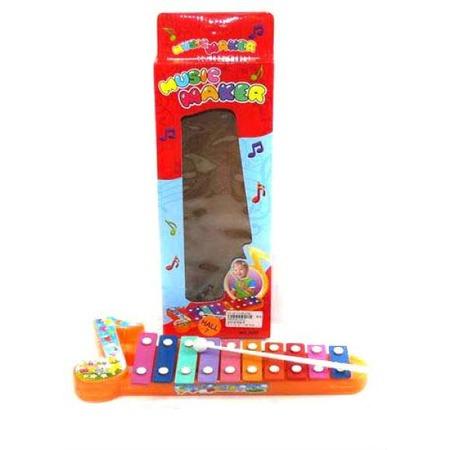 Купить Игрушка музыкальная для ребенка Shantou Gepai «Ксилофон» 3057. В ассортименте