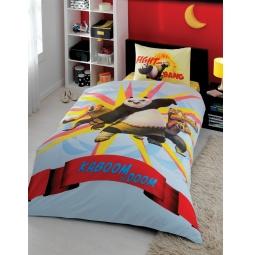 фото Детский комплект постельного белья TAC Kung fu panda power