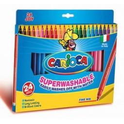 Купить Набор фломастеров Universal Carioca Joy 40615
