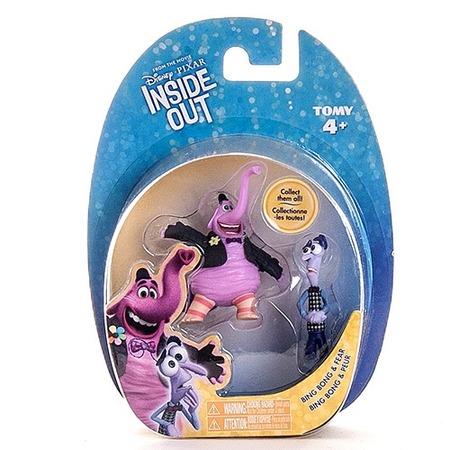 Купить Набор фигурок игровой Inside Out «Бинго Бонго и Страх»