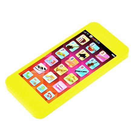 Купить Смартфон игрушечный обучающий 1 Toy «Музыкальные инструменты»