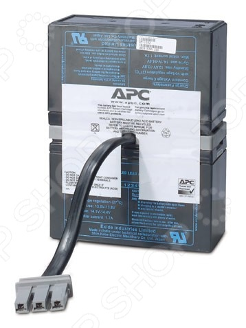 фото Батарея для ИБП APC RBC33, Аксессуары для ИБП
