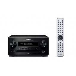 фото CD-ресивер Yamaha CRX-N560. Цвет: черный