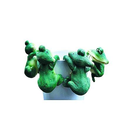Купить Подвеска декоративная GREEN APPLE GRHP4-13 «Лягушонок»