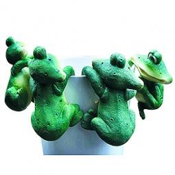фото Подвеска декоративная GREEN APPLE GRHP4-13 «Лягушонок»
