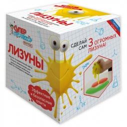Купить Мини-набор для изобретателей Qiddycome «Лизуны»
