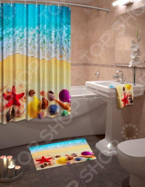 Коллекция для ванной комнаты «Морской бриз»