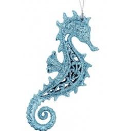 фото Украшение-подвес новогоднее Феникс-Презент 35014 «Морской конек»