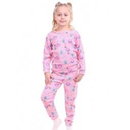 фото Пижама для девочки Свитанак 217678. Рост: 110 см. Размер: 30