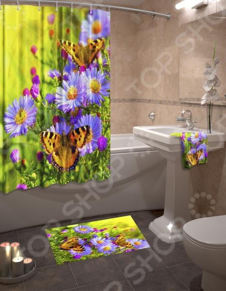 Коллекция для ванной комнаты «Лужайка»