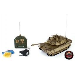 фото Танк на радиоуправлении Пламенный Мотор Abrams М1А2 (США)