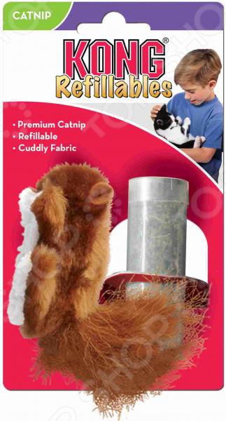 Игрушка для кошек Kong Белка с тубом кошачьей мятыИгрушки для кошек<br>Игрушка для кошек Kong Белка с тубом кошачьей мяты это удачная игрушка для активной кошки, которая любит поразвлечься даже в ваше отсутствие. С такой игрушкой кошка будет весело проводить время, играя и резвясь. Во время игры кот сможет развить природные инстинкты, которые в условиях домашнего проживания притупляются. В процессе игры ваш домашний любимец может почувствовать себя настоящим охотником. Игрушка провоцирует кота на активные игры, которые являются отличной физической нагрузкой и развлечением. Стоит отметить, что регулярно уделяя хотя бы по 15 минут играм с пушистым любимцем, вы укрепите с ним отношения и сами расслабитесь после трудового дня.<br>