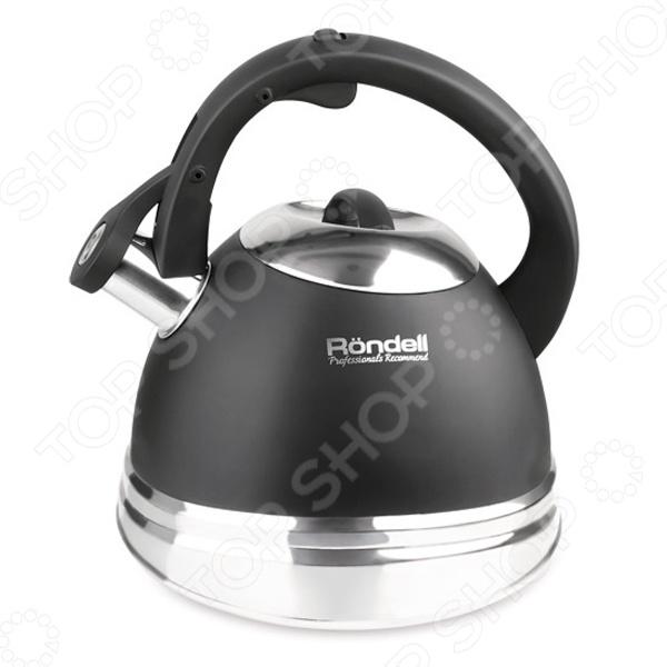 Чайник со свистком Walzer RDS-419 чайник со свистком 3 л rondell walzer rds 419