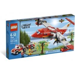 фото Конструктор LEGO Пожарный самолет