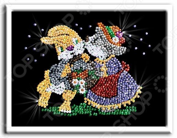 Мозаика из пайеток Волшебная мастерская «Свидание»