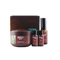Купить Набор: маска для волос Caviar и масло арганы Morocco Argan Oil