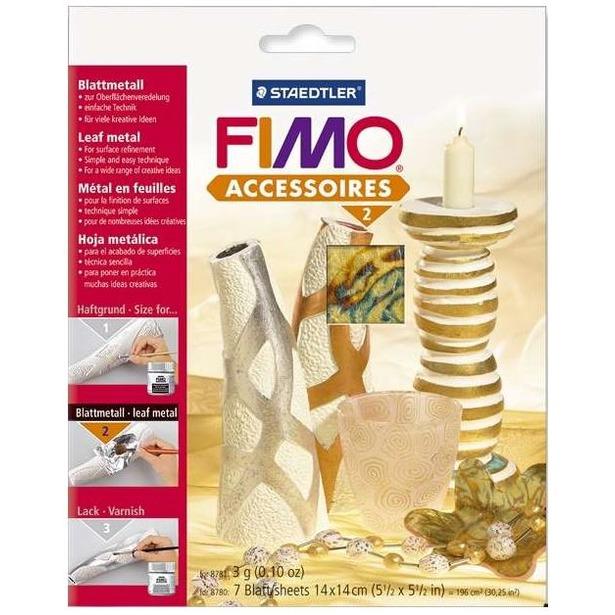 фото Фольга металлическая Fimo Easy metal 8780. Цвет: абалоне