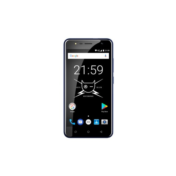 фото Смартфон Just5 Freedom C100 8Gb. Цвет: синий
