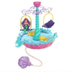 Купить Набор игровой с куклой Mattel «Принцесса Русалочка 3D - Фонтан Ариэль»