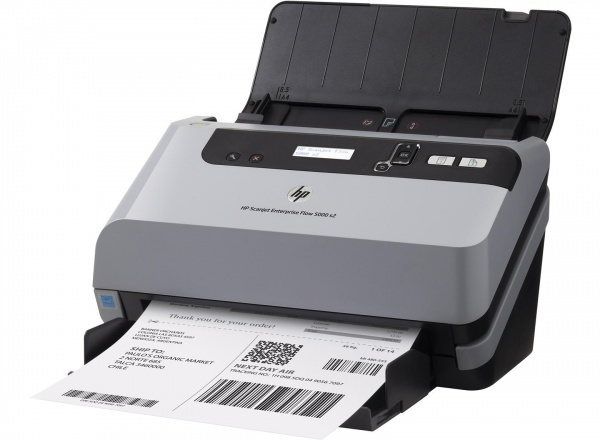 Сканер HP 5000 S2 - сканер с полистовой подачей бумаги. С легкостью превращает бумажные копии в цифровые данные и позволяет отказаться от бумажных документов и повышает эффективность и надежность. Позволяет непосредственно отсылать файлы по назначению прямо в облако или через SharePoint. Файлы сохраняются с учетом размера, а слишком большие файлы автоматически сжимаются до оптимальных размеров. Осуществляет детальное сканирование с разрешением до 600 точек на дюйм. С помощью кнопок управления, которые находятся в передней части сканера можно настроить размер страницы, устранение недостатков, настроить цветы для точного результата сканирования. Потоковый сканер идеальное решение для дома или офиса.
