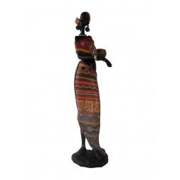 фото Фигурка Феникс-Презент «Африканка с горшочком»