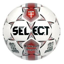 фото Мяч футбольный Select Brilliant Super FIFA. Цвет: белый