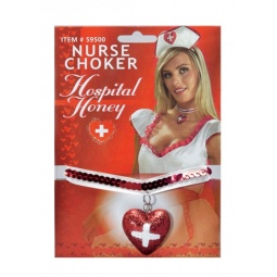 фото Аксессуар тематический Accessories «Кулон медсестры»