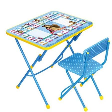 Купить Набор мебели детский Ника «Азбука 2»