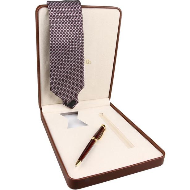 фото Набор: галстук и ручка Gilford 5214
