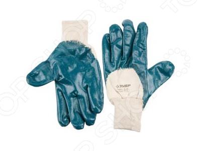 Перчатки рабочие Зубр «Мастер» 11273