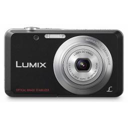 фото Фотокамера цифровая Panasonic DMC-FS28EE-K