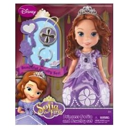 Купить Кукла с аксессуарами Disney Princess «Малышка София» 931210