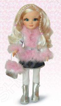 Кукла интерактивная Весна Анастасия это прелестная реалистичная модель, которая непременно понравится любой девочке! Игрушка оснащена звуковым модулем и произносит несколько различных фраз. Чтобы она заговорила, достаточно нажать на кнопочку, расположенную на ее спине. У куколки выразительные закрывающиеся глаза, прошивные длинные волосы и стильный наряд. Игрушечный шкаф с зеркалом и полочками станет ярким дополнением куклы. Он способствует развитию фантазии у ребенка, сделает игровой процесс более интересным, разнообразным. Батарейка расположена в недоступном для ребенка месте, так что играть с ней будет абсолютно безопасно. Ваш ребенок будет в восторге от своей новой подружки, она займет ребенка на очень долгое время и добавит в мир девочки разнообразия.