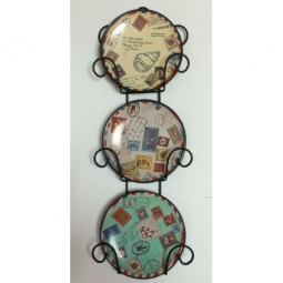 фото Набор тарелок настенных Феникс-Презент 36260