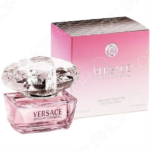 Туалетная вода для женщин Versace Bright Crystal туалетная вода versace bright crystal объем 30 мл вес 80 00