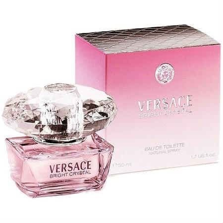 Купить Туалетная вода для женщин Versace Bright Crystal