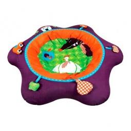 фото Развивающий коврик Ludi с надувными бортиками «Волк»